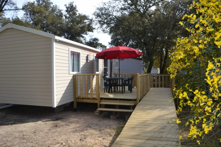Mobil-home rapidhome lodge 87 PMR